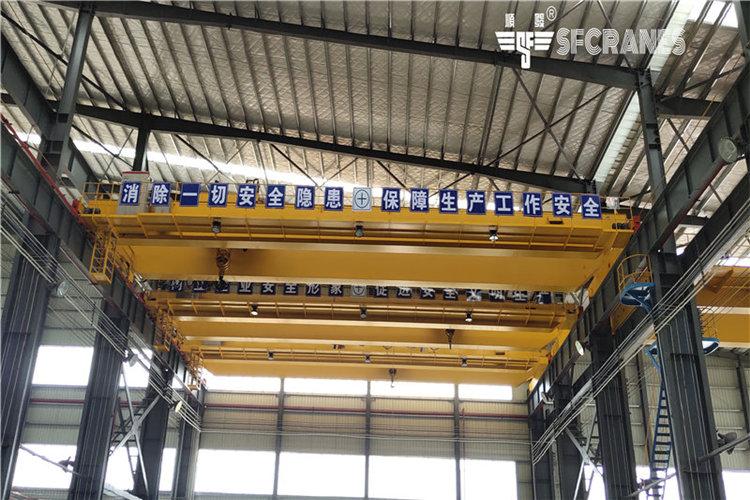 江门市博盈焊接工程有限公司(QDO型欧式起重机)